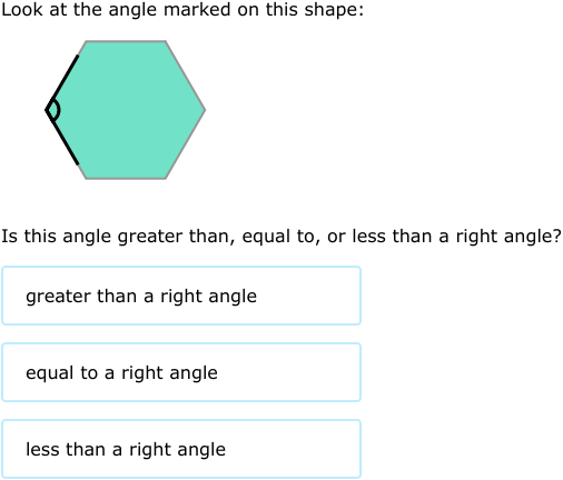 IXL - Types of angles (Grade 5 maths practice)